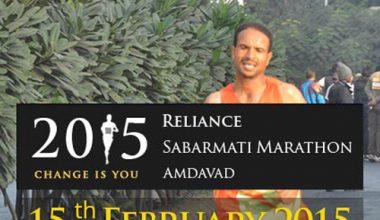 Fusion Informatics - Winners of the Sabarmati Marathon 2015