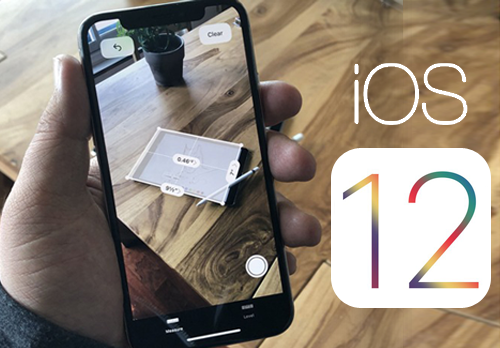 New Augmented Reality Measure App in iOS 12 | Enterprise