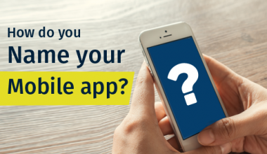 Naming Your Mobile App