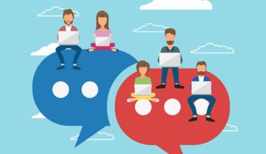 Web Messaging App Development