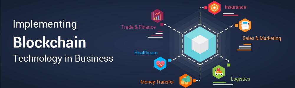 Blockchain Technology in Business