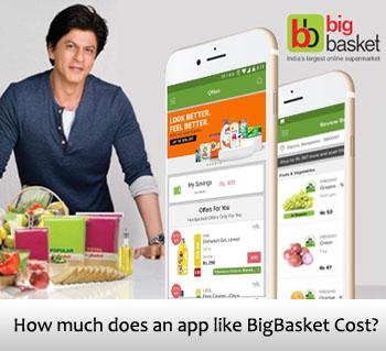 bigbasket app cost