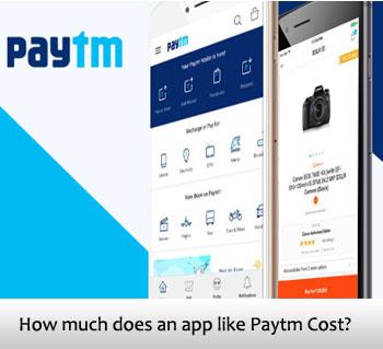 paytm app cost