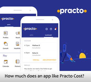 practo app cost