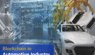 How Can Blockchain Benefit The Automotive Industry