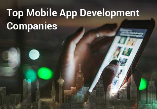 List Of App Development Companies Saudi Arabia | Artificial