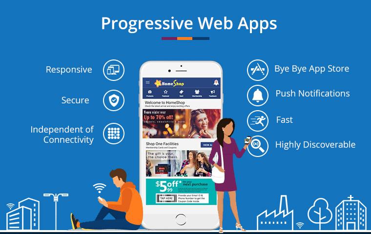 Progressive Web App SOlutions