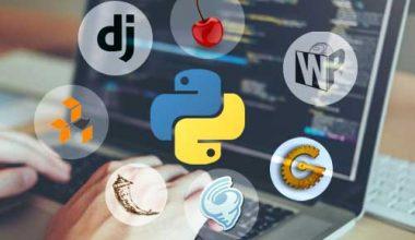 Python-Frameworks-For-Web-A
