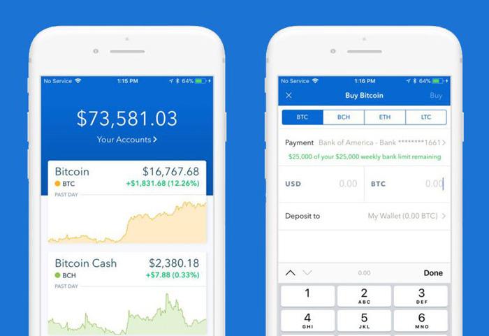 Coinbase like Cryptocurrency Exchange App Development Cost