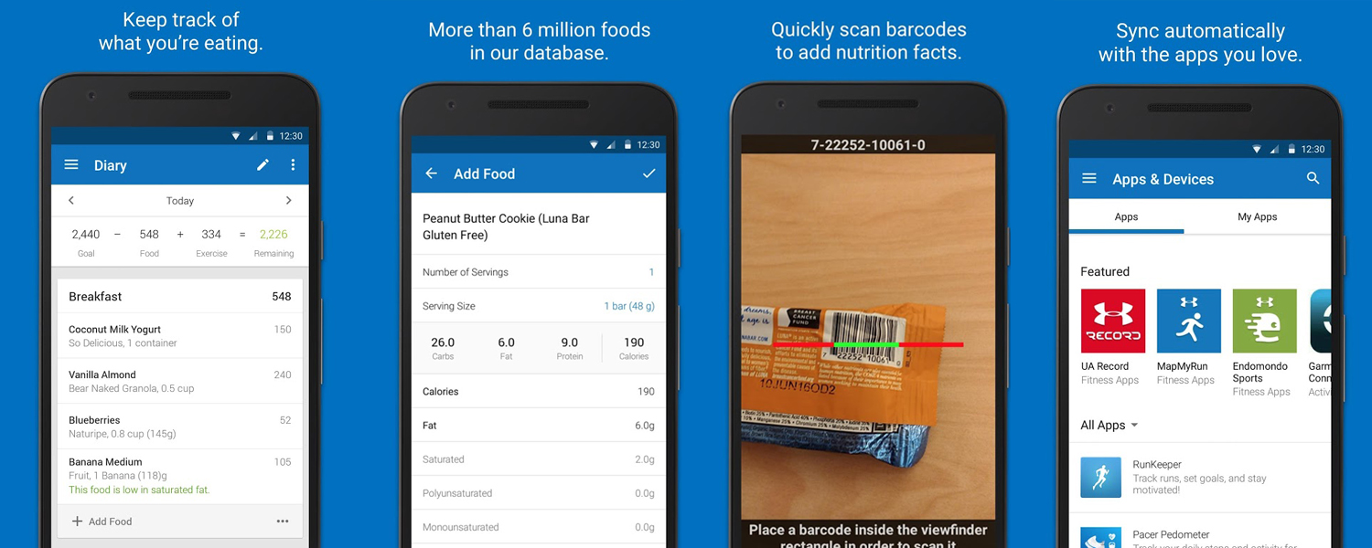 How Much Does it Cost to Develop Fitness App like MyFitnessPal