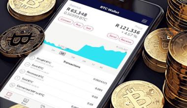 Bitcoin-Wallet-Application-Development