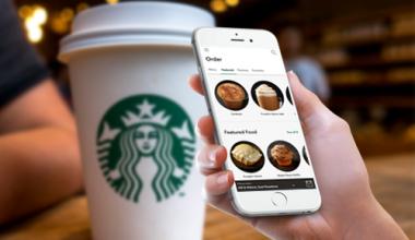 Cost to Develop App like Starbucks