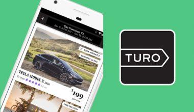 Cost to make app like Turo