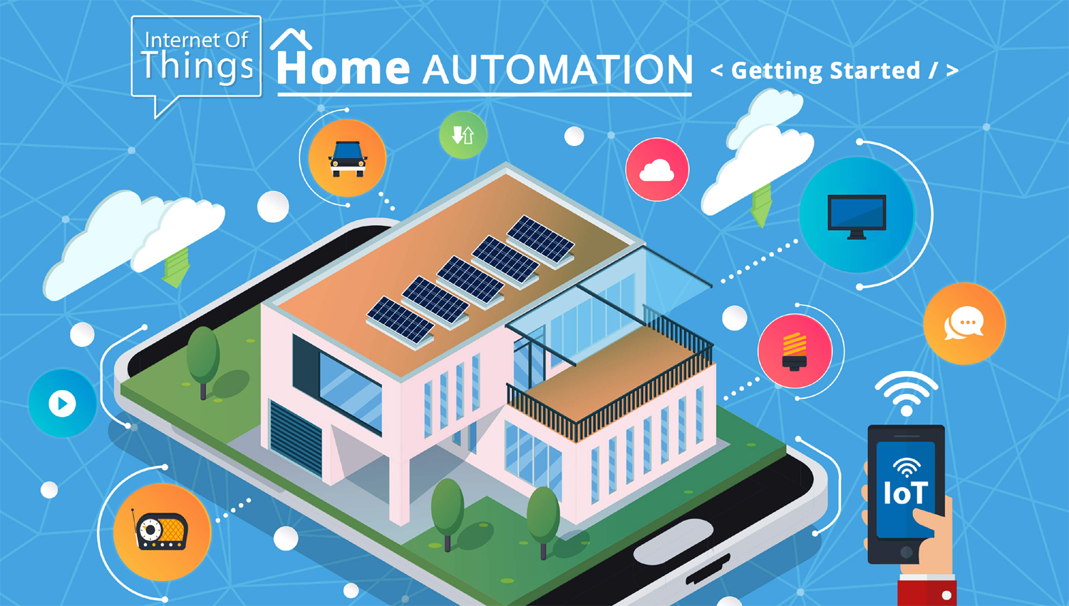 IoT-For-Home-Automation