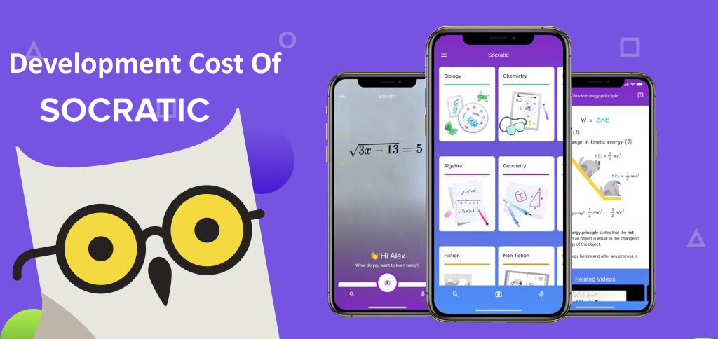 How Much Cost to Develop AI Mobile Learning App like Socratic