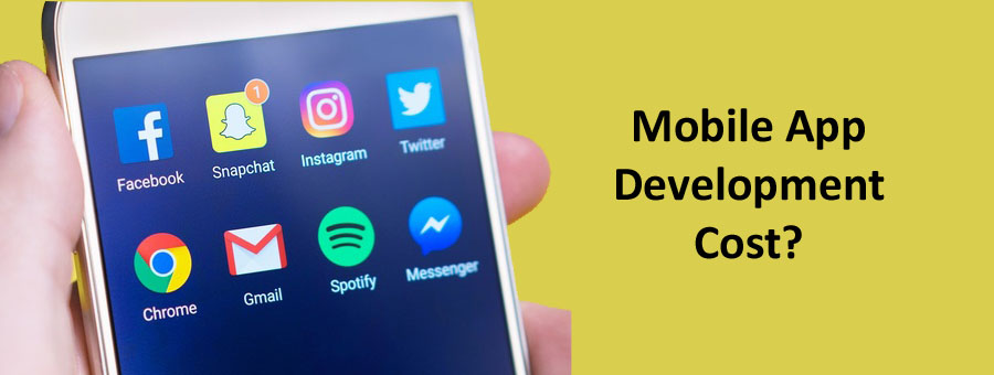 How Much Does It Cost To Develop Mobile App