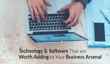 technology software business arsenal