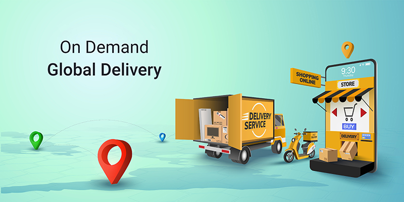 Future Of On-Demand Delivery Apps