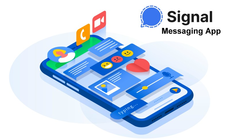 App Ideas to Create a Secure Messaging App like Signal