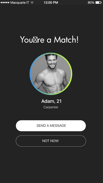 date a tradie dating app