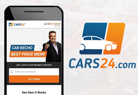 cars24 marketplace app