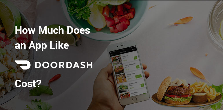 doordash app banner