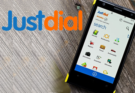 just dial service providers app