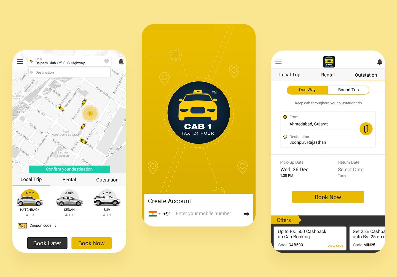 Cab 1