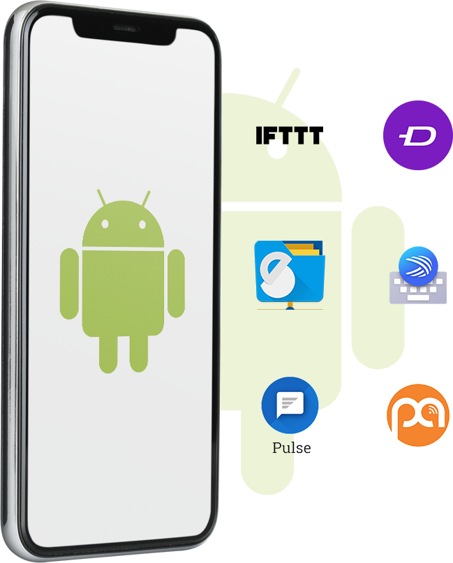 Famous Apps Developed using Android OS